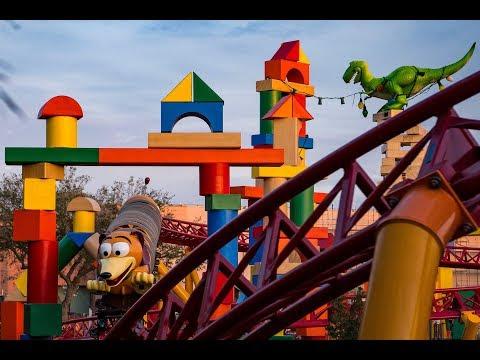 Disney anuncia abertura de Toy Story Land para o dia 30 de junho