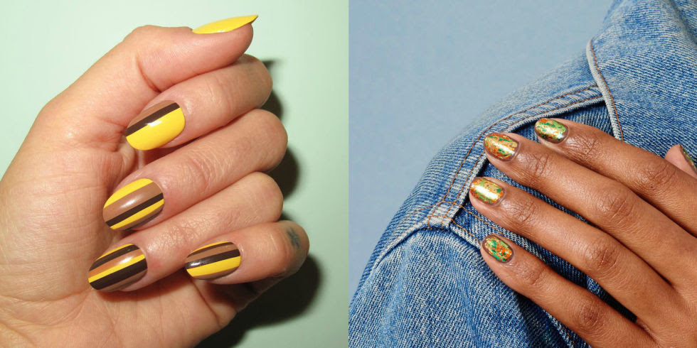 9 Reasons Why Fall Nail Art Doesn't Have to Be Literal