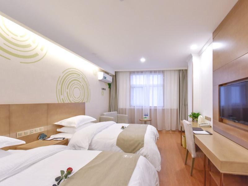 Price GreenTree Inn Kaifeng Jinming District Jinming Square Little Song City Hotel