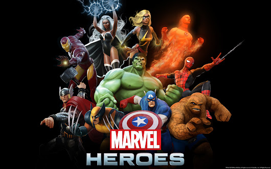 Marvel Heroes Online: l'update più corposo di sempre - AreaMMO.it