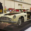 Aston Martin DB5 stunt doubles in Skyfall created by 3D printers