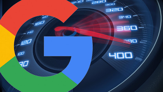 The Google Speed Update: Page speed will become a ranking factor in mobile search