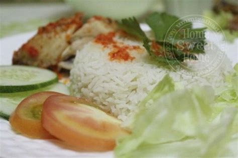 home sweet home nasi ayam chef wan