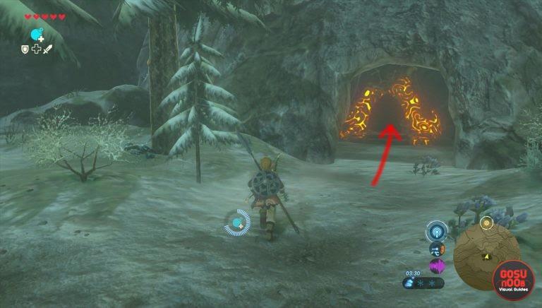 Kletterausrüstung Zelda : Zelda breath of the wild schreine kletterausrüstung legend