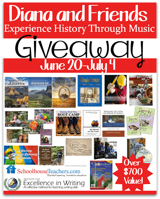 Diana and Friends Experience History Though Music Giveaway — $700+ Value!