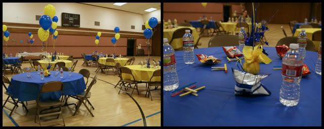 Emmy Mom One Day At A Time Cub Scout Blue And Gold Banquet