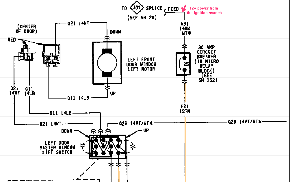 1994 Plymouth Acclaim Radio Wiring Diagram - Wiring ...