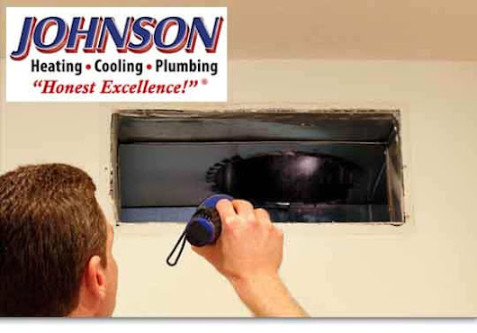 Air Duct Repair - Greenwood Plumber, AC & Heating Contractor | Johnson Heating & Cooling Inc. Greenwood IN