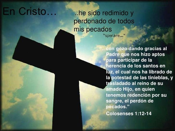 """Resultado de imagen de """"¿Quién soy en Cristo?"""""""