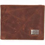 Tennessee Volunteers Vols UT Wallet Bifold Leather Wallet