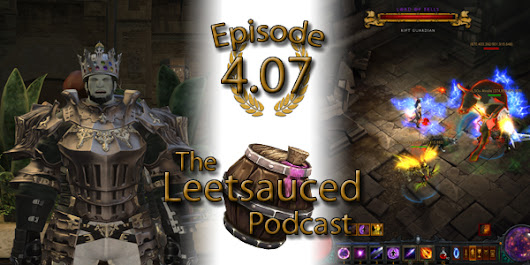 Ep IV.VII - The Book of Meloree - The Leetsauced Podcast