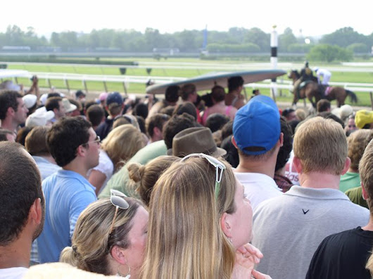 Big Carryovers for Friday's Belmont Card - 6/8/18 - A Game of Skill