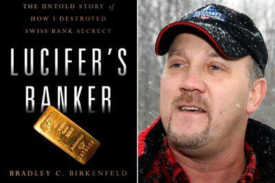 Courageous Memoir Denounces Bank, Justice Dept. Corruption