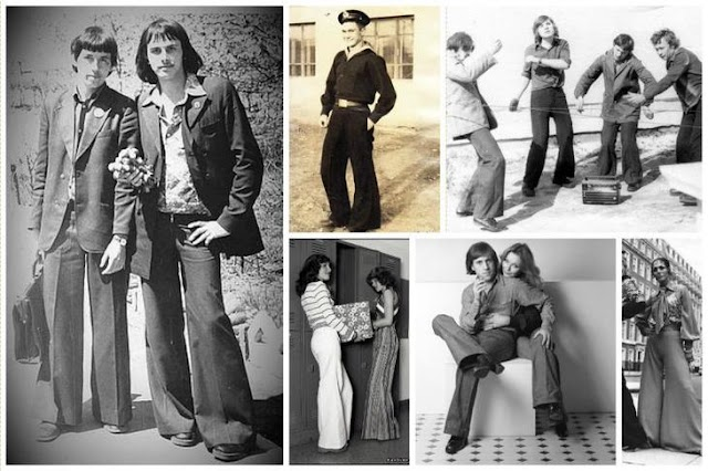 Мода на штаны клеш