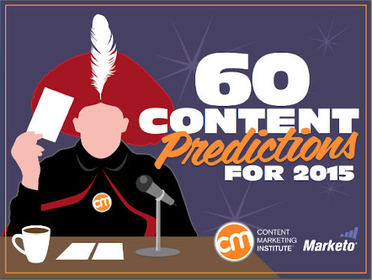 60 Content Marketing Predictions for 2015