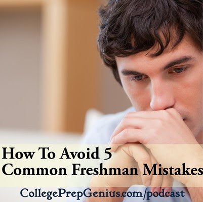 Replay: How To Avoid 5 Common Freshman Mistakes - Ultimate Homeschool Radio Network