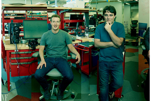 Why Facebook's $2 Billion Bet on Oculus Rift Might One Day Connect Everyone on Earth