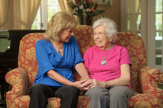 When Your Aging Loved One Just Won't Budge! Moving Into a Senior Living Community