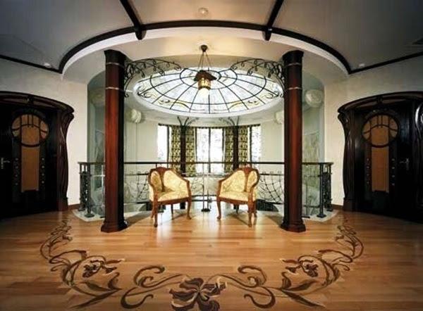 Creative Wood Floor Paint Decoration Art Works (6)