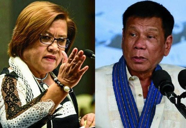 Leila strikes again: I will file cases, kasama ang Pangulo