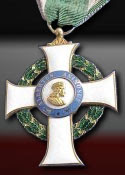 Knight's Cross of the Order of Albert