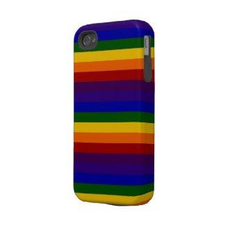 Rainbow Stripes casematecase