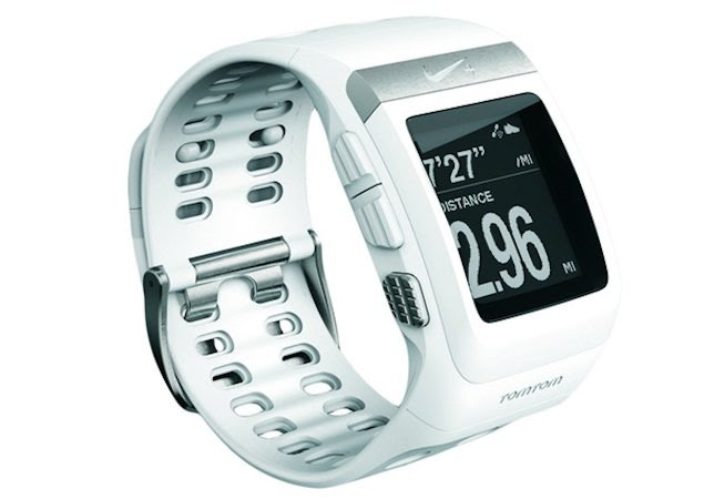 Nike+ TomTom SportWatch now available in white and silver edition. Nike, Nike+, TomTom, Sports Fitness, Nike+ SportWatch GPS Powered by TomTom 0