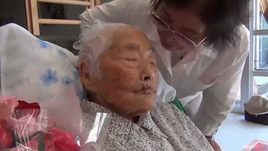 World's oldest person dies at 117 in southern Japan