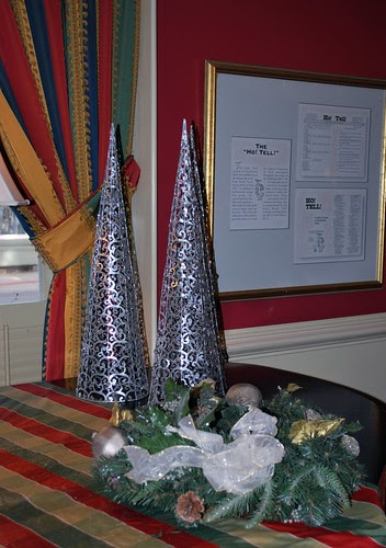 Christmas Decorations in Nathaniel's