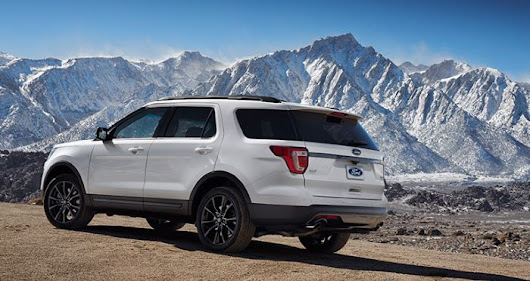 Ford Explorer Repair Kalispell