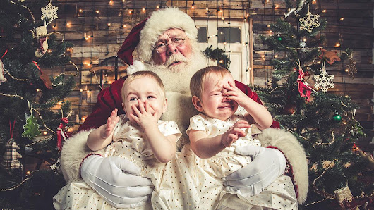 """Disastrous"" Santa sessions a hit with clients"