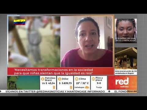 Niñas colombianas suman el 75% de los casos de violencia sexual