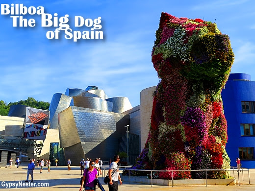 Bilbao, the Big Dog of Basque Country | The GypsyNesters