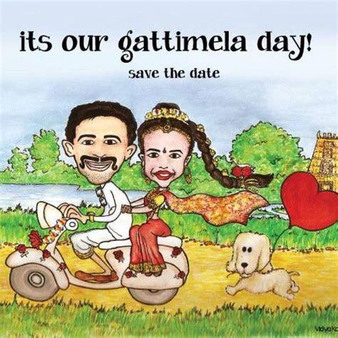 Wedding invite season! #south #indian #wedding #design #
