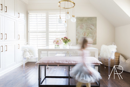 A Perfectly Pretty (and Functional!) Playroom with StyleMePretty Living