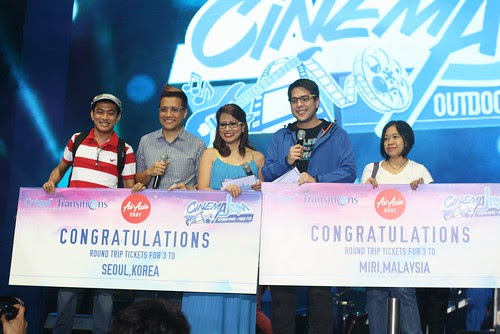Air Asia Cotest Winners