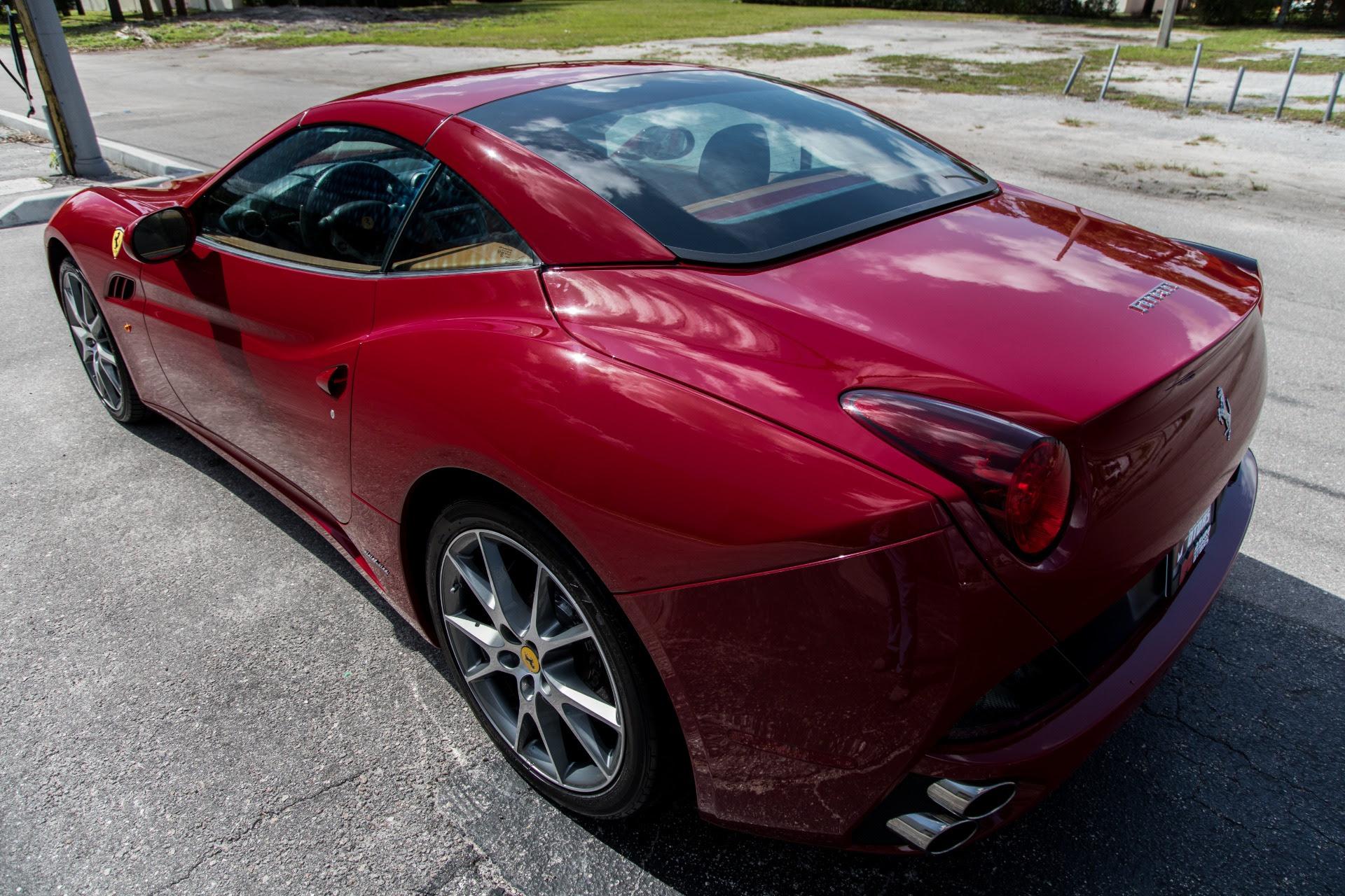 Used 2011 Ferrari California For Sale ($89,900)   Marino ...
