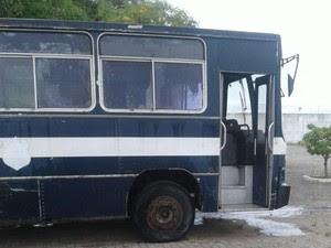 Ônibus passou pro revisões e está apto para ser usado, diz secretário (Foto: Divulgação/SSP)