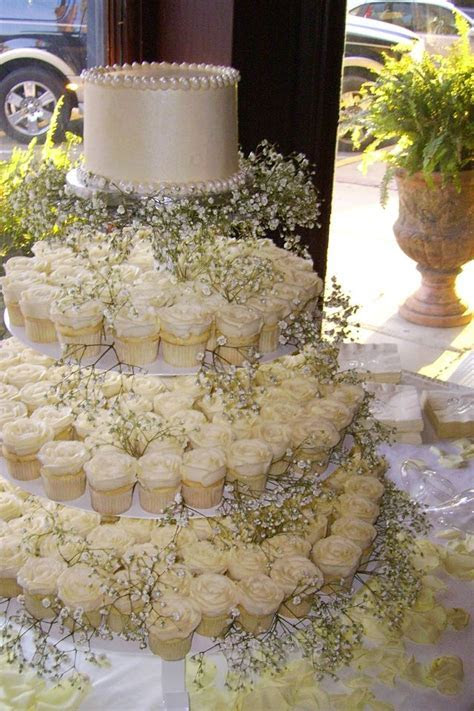 Wedding Cupcake Designs