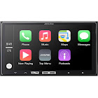 "Alpine ILX-107 In-dash Digital Receiver - 7"" Touch Display"