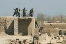 Afghanistan: U.S. Marines in Firefight