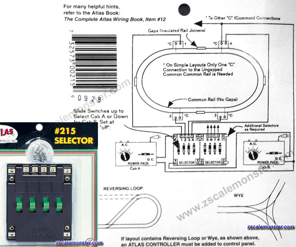Atla Ho Track Wiring