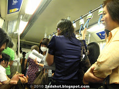 Inside the Bangkok Metro