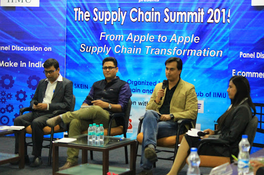 The Supply Chain Summit 2015 - A Success Story