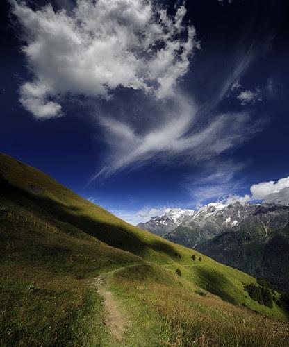 Alps por Johnny Rem