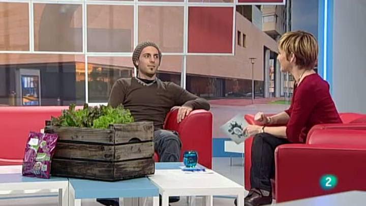 Para Todos La 2 - Entrevista: Marc Estévez: Huertos urbanos
