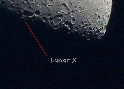 What is Lunar X? | EarthSky.org