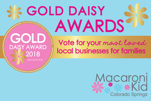 Voting is NOW OPEN for Our 2018 GOLD Daisy Awards! | Macaroni Kid