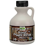 Now Foods - Organic Maple Syrup - Deep Rich Flavor (16 fl oz.) - Sweeteners