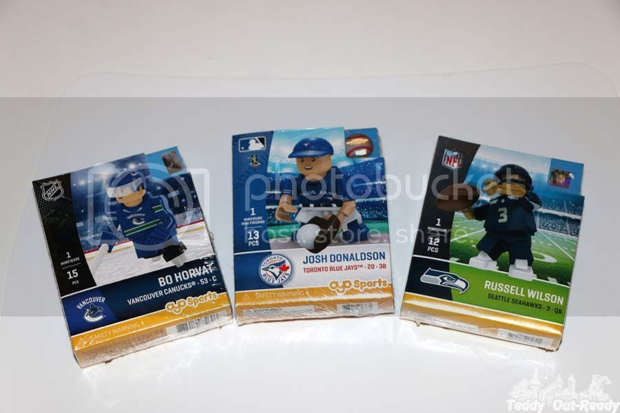 Bo Horvat Vancouver Canucks OYO Toys